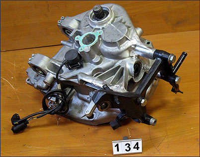 Коробка передач мотоцикла BMW